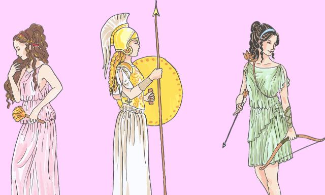 古代ギリシャの衣装について | ギリシャ神話 - kamigami cafe -